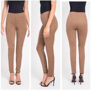 Pants - Lysse Faux Vegan Suede Legging/ Size L